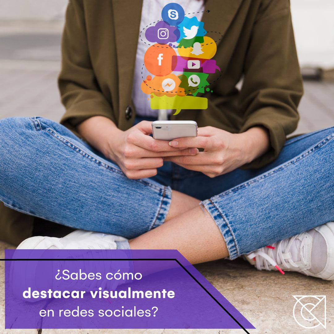 Destaca en Redes Sociales